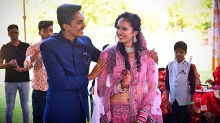Brother's Surprise Dance on Sister's Engagement |✨ Taroon sa chamakta gehna ho