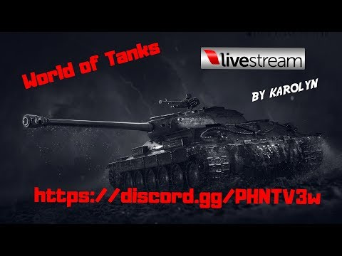 "[LIVE] ""2K HD"" World of Tanks -  Jucam la 3500+ WN8 in Tier X"