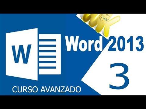Microsoft Word 2013, Como configurar regla de acceso rapido,  Curso avanzado español, cap 3