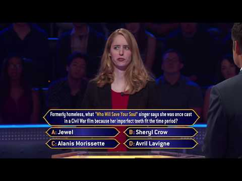 Up Your Alley | Who Wants To Be A Millionaire