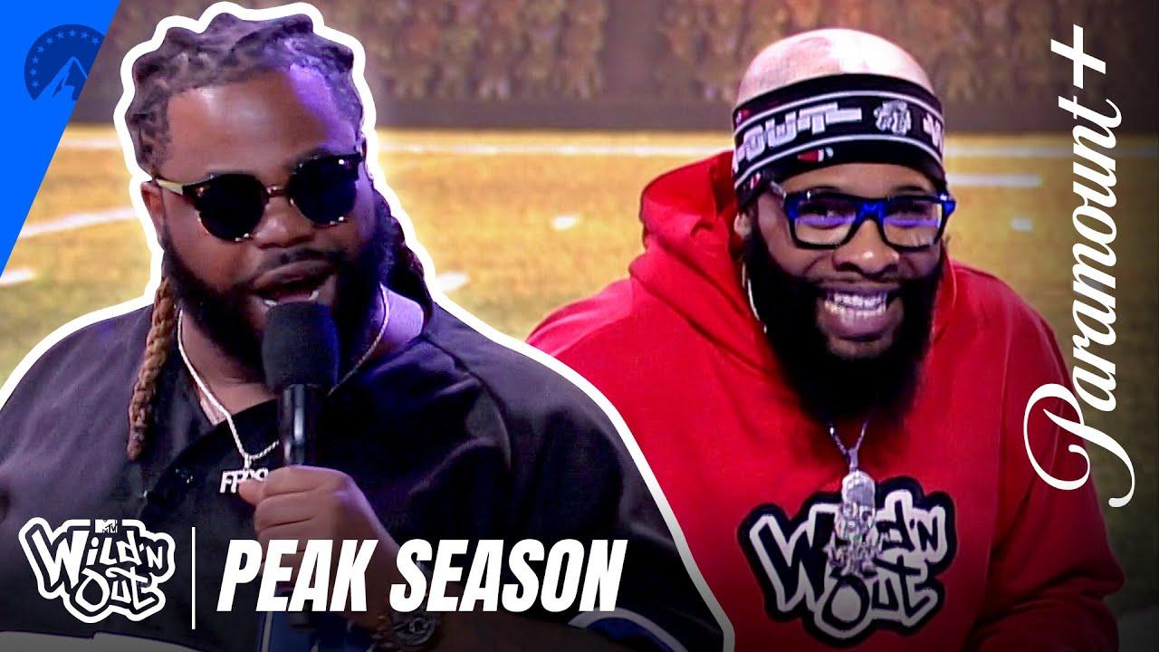 Peak Season 11: Best of Talkin' Spit, Pie or Die, & More | Wild 'N Out