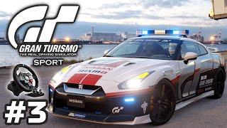 GRAN TURISMO SPORT - Nissan GT-R CUP Safety Car - Gameplay Walkthrough - Part 3