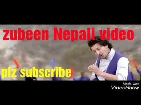 Zubeen Garg..........Nepali bihu Video....... hitz