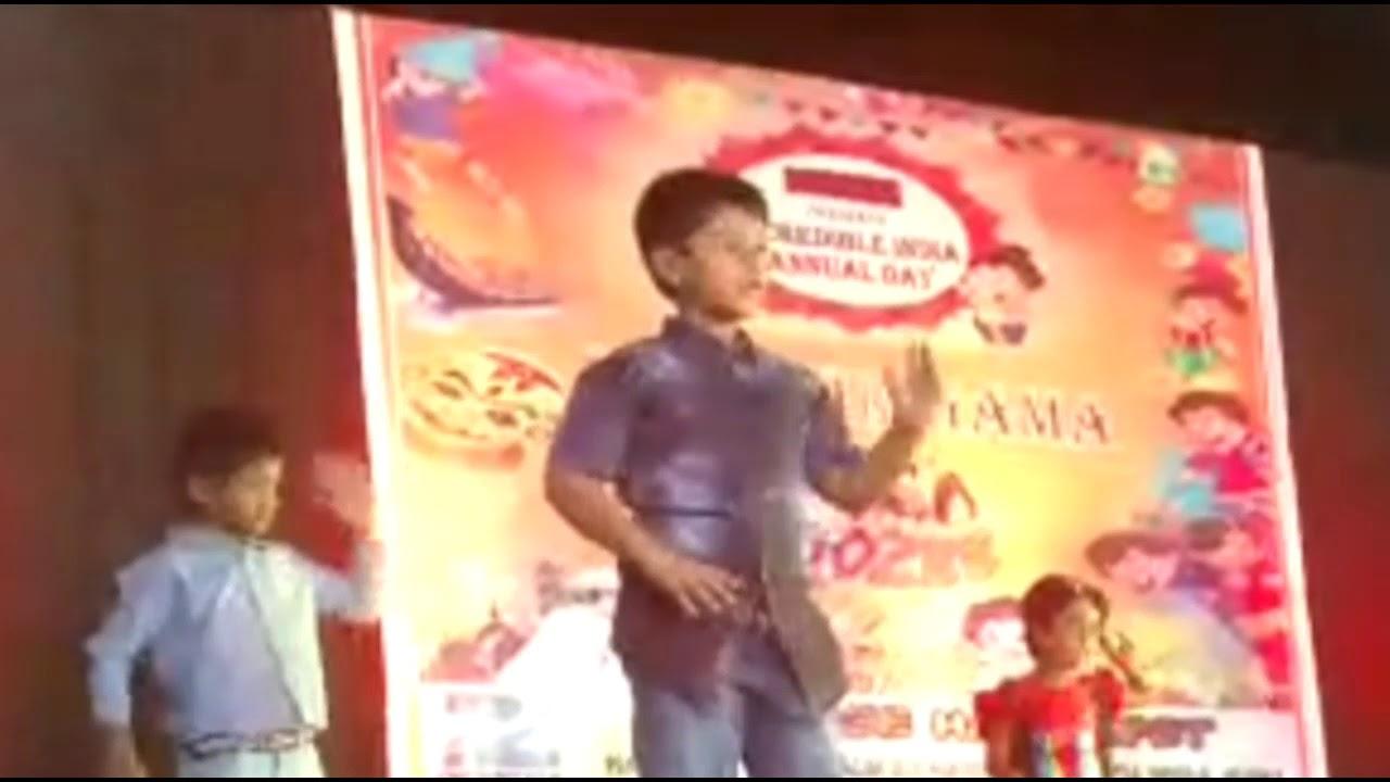 Kids dance video - watch for fun |Kusuma Vasavi Telugu Vlogs