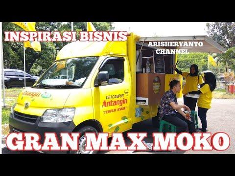 INSPIRASI BISNIS MOBIL USAHA   GRAN MAX 1.5 AC PS MOKO (MOBIL TOKO)
