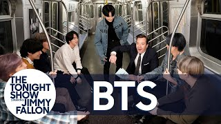 Download song BTS Answers #FallonAsksBTS Fan ARMY Questions: Black Bean Noodle Incident Revealed