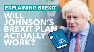 What The EU Thinks of Johnson's Brexit Plan - Brexit Explained