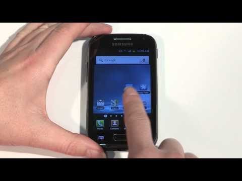 Getting started with your Samsung Galaxy Ace 2