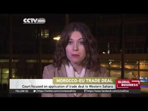 EU Court dismisses challenge to Morocco trade deals