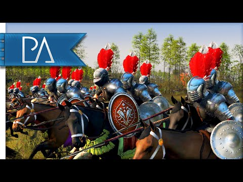 MARCH OF THE EMPIRE - Medieval Kingdoms Total War 1212AD Gameplay