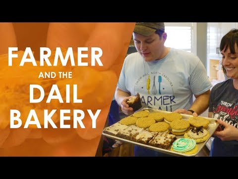 Farmer and the Dail Bakery  North Carolina Weekend  UNC-TV