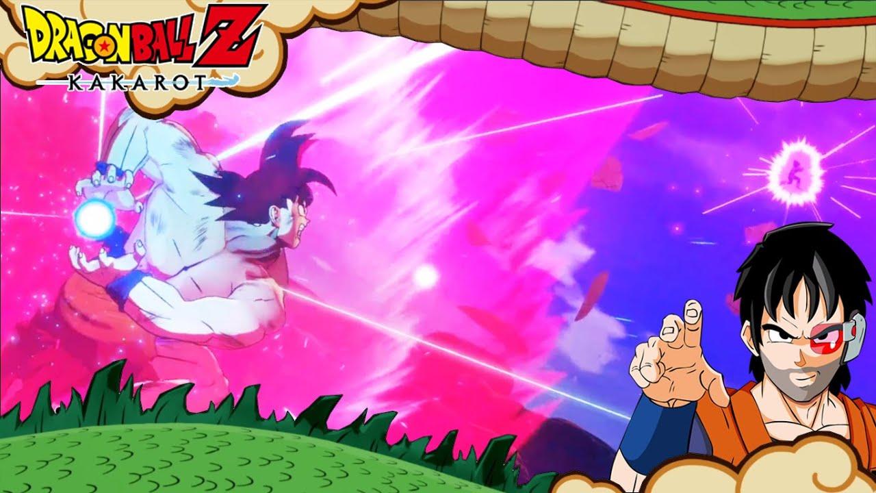 ¿QUÉ VAS HACER VEGETA? VEGETAAAAA!!! - #4 - Dragon Ball Z Kakaroto (PC) | En español - ZetaSSJ