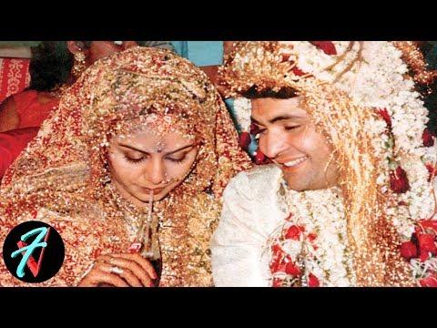 Rishi Kapoor & Neetu Singh Wedding Photos   Rare Photos