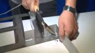Handy Stainless Steel Channel Letter Bender-aluminum Bender- How To Make Channel Letter