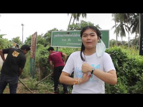 TNE088 กลุ่มจิงโจ้น้อยสีแสดทอง มหาวิทยาลัย เทคโนโลยีสุรนารี กรุงไทยต้นกล้าสีขาว 15_11_58