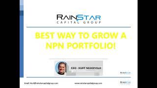 Best way to Grow a NPN Portfolio
