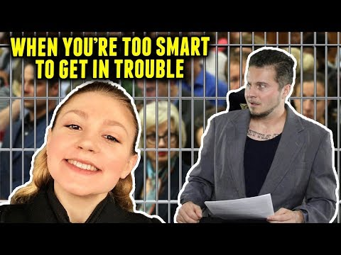 Too Smart And Pretty For Prison?