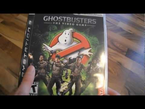 Review PS3 Ghostbusters Ghost busters the video game microsoft sony playstation