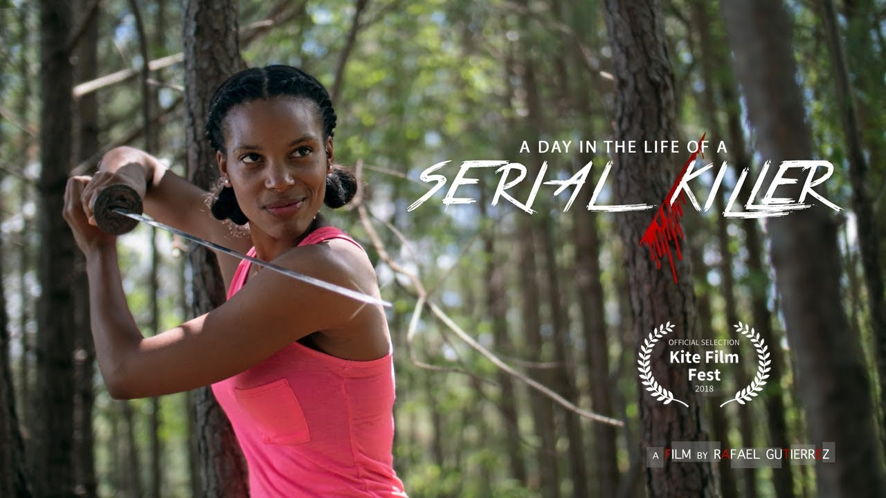 A DAY IN THE LIFE OF A (SERIAL KILLER) - short film | teaser | Serial Killer Documentary
