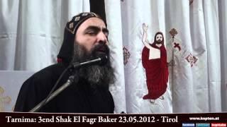 Tarnima: 3end Shak El Fagr Baker 22.05.2012 - Innsbruck, Tirol - Pater Apollo