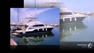 Bertram yacht 670 convertible power boat, motor yacht year - 2006