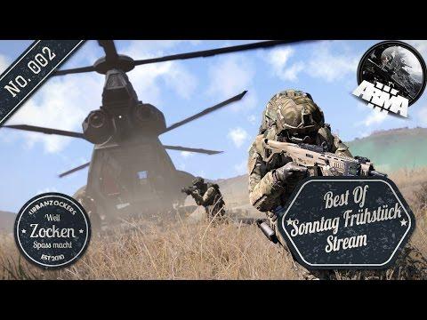 Arma 3 King of the Hill: Best of Sonntags Frühstück Stream