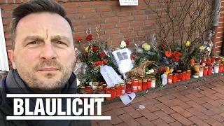 Flüchtlingshelferin ermordet - Täter in der Schweiz gefasst / Trauer in Ahaus