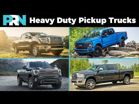 Beginner's Guide to Heavy Duty Pickup Trucks | TestDrive Garage
