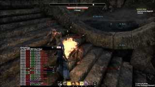 Eso Unraveled 6 - Vampire Fire Vulnerability And Dunmer Fire Resistance