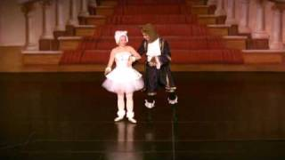 White Cat, Puss in Boots - Sleeping Beauty Ballet