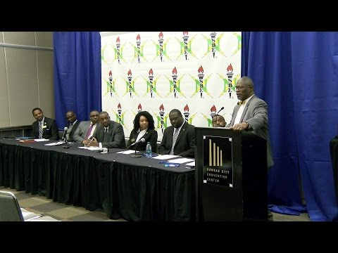NSBE43 Press Conference