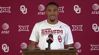 OU Football - Jalen Hurts previews UCLA