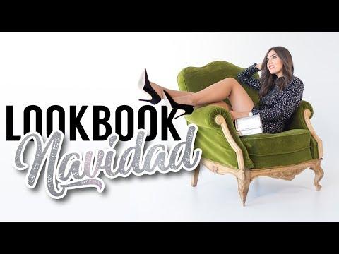 Lookbook Navidad 2017 | 6 looks para estas fiestas: Nochevieja, Nochebuena, cenas de empresa...