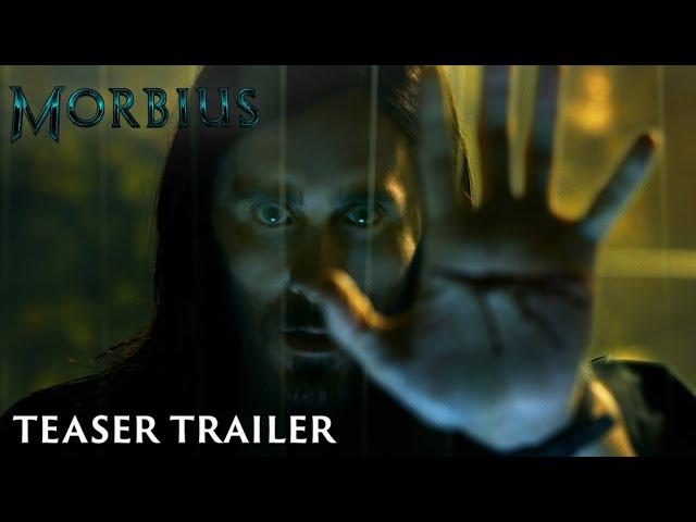MORBIUS - Teaser Trailer (HD)