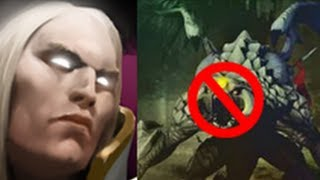 How to kill Roshan on level 9 for Invoker DOTA 2 by Null-