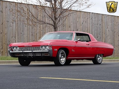 #7240 1968 Chevrolet Impala - Gateway Classic Cars of St. Louis