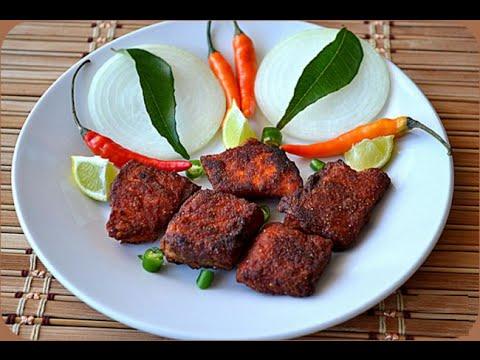 Simple Fish Fry Kolkata Restaurant Style By Jai Padhu