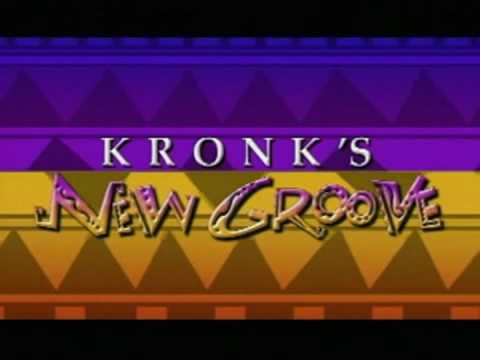 Trailer do filme A nova onda do Kronk