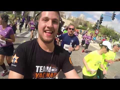 Team Yachad Jerusalem Marathon 2018