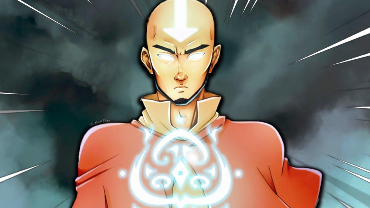 Download Aang Shows His True Speed
