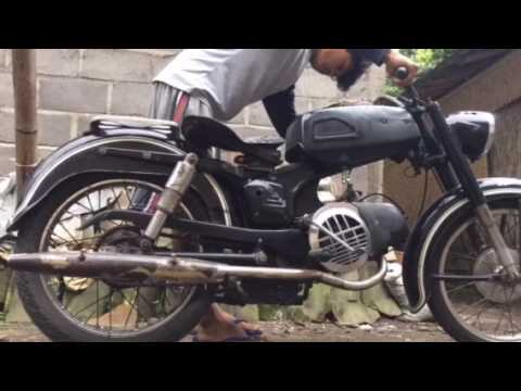 Motor klasik guizzo, bukan bsa,bmw,indian,ajs,dkw dimana kemana kita hari ini