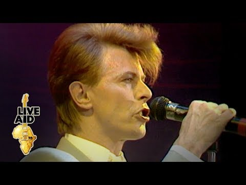 David Bowie - Modern Love (Live Aid 1985)