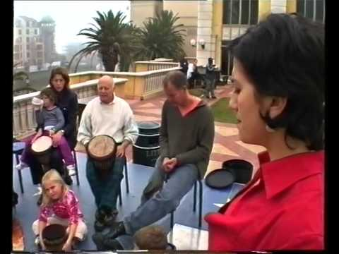 Drumawe : A South African drum therapy movement