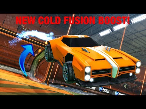 *NEW COLD FUSION BOOST*
