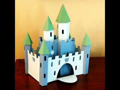 Origami Castle Tribute