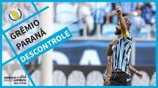 [GRÊMIO RÁDIO UMBRO] Grêmio 2x0 Paraná (Brasileirão 2018) l GrêmioTV