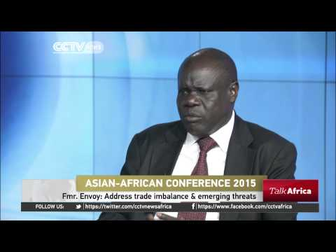 Talk Africa: Asian-Africa Conference 2015