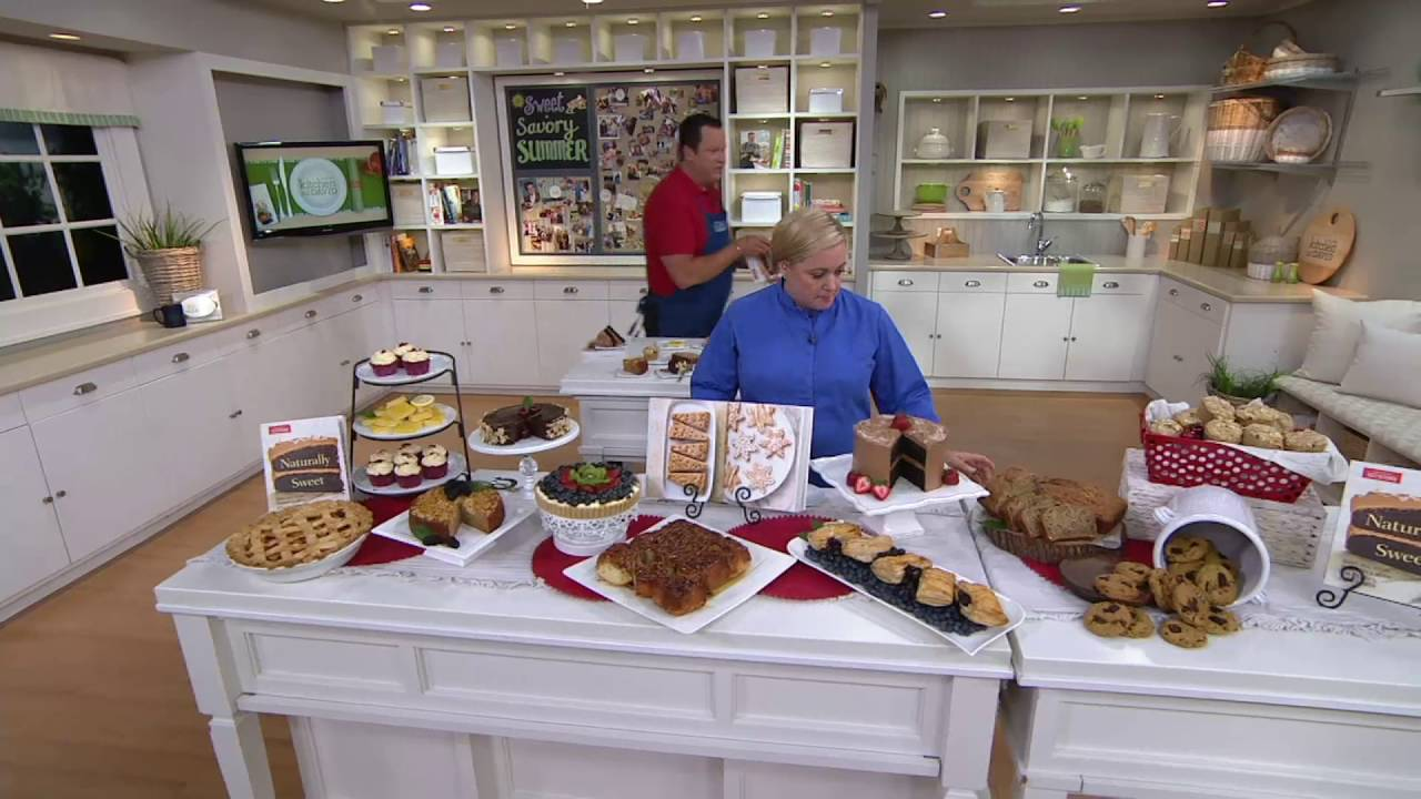Naturally Sweet By The Editors At America S Test Kitchen On Qvc