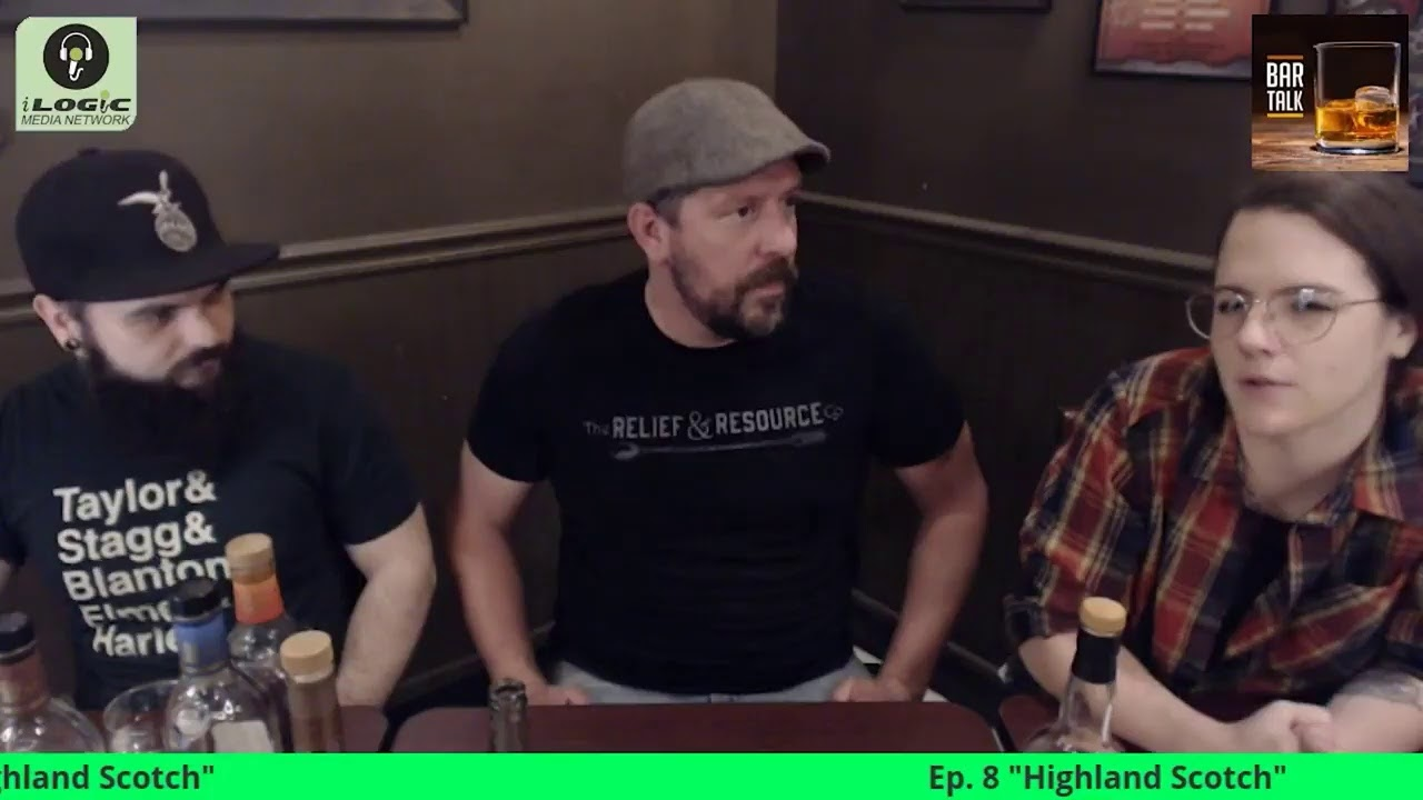 Bar Talk | Highland Scotch