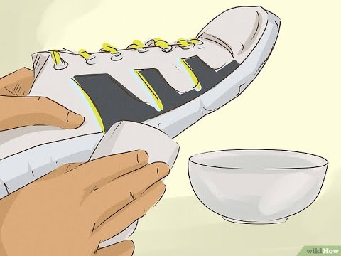How to Clean Shoes Without Water